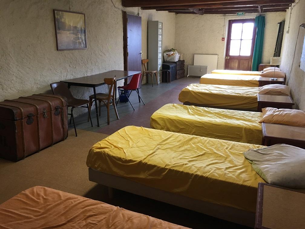 Chambre 6 lits