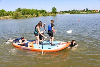 Paddle groupe